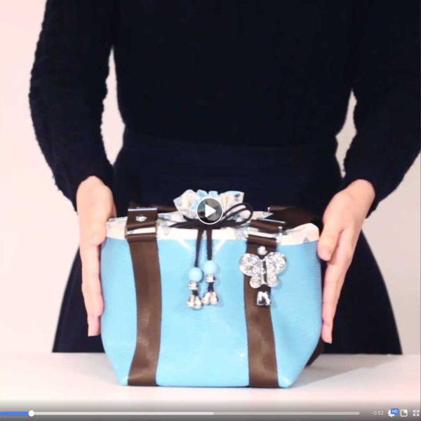 【動画】南フランス マルセイユのデザイナーズバッグをご紹介します