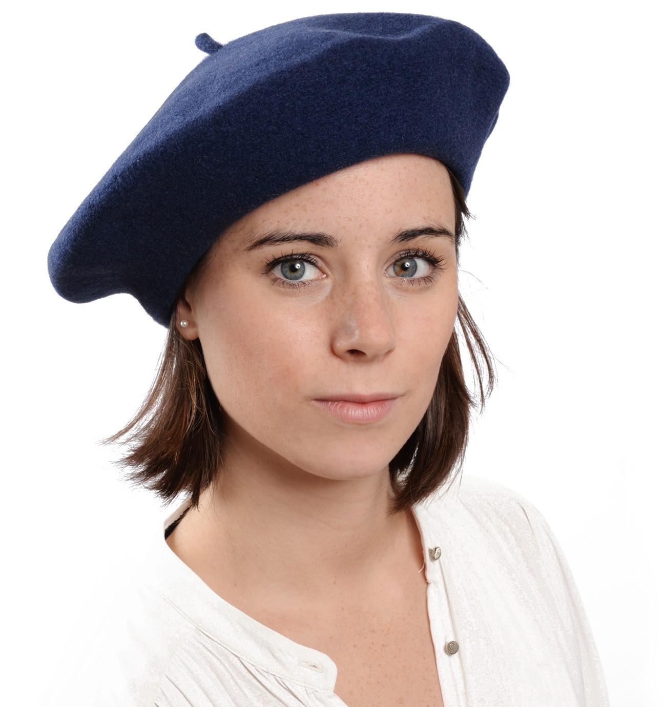 フレンチ ベレー帽