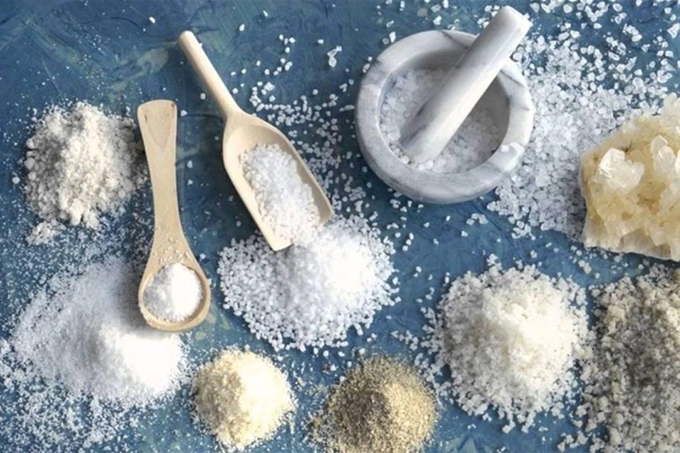 フランス産の高級塩「Perle de sel ペルルドセル:塩の真珠」