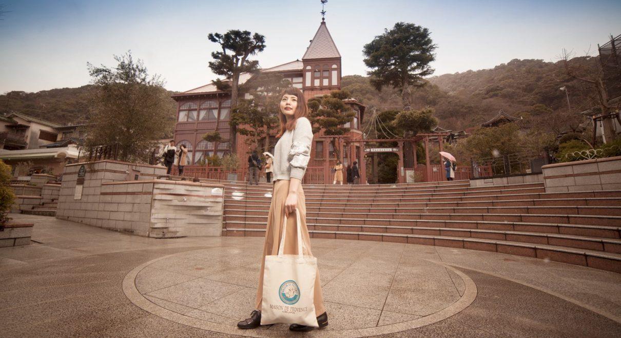 ショッピングバッグとしてオススメのオリジナルトートバッグはいかがですか?