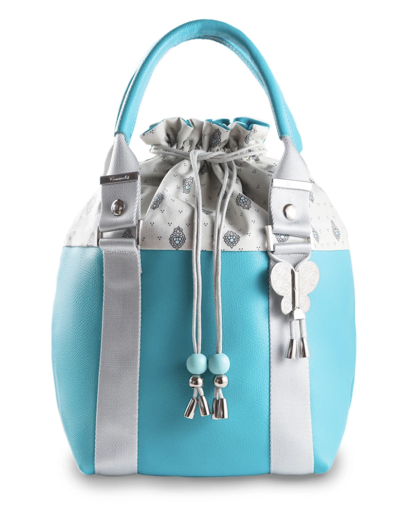 あなたのワードローブに華やかさを与えてくれる、プロヴァンス3WAYバッグ