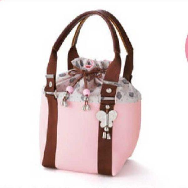 ジェイアール名古屋タカシマヤ 第5回記念 神戸SELECTIONに出店中。初夏を感じる可愛いピンクカラーのバッグを先行販売中。